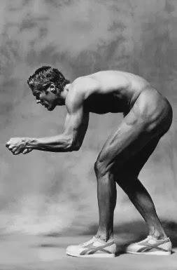 todo deportista debe mostrar en la forma de su cuerpo el seguimiento de su dogma de fé
