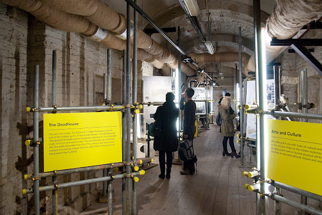 riba exhibition at somerset house - forgotten spaces