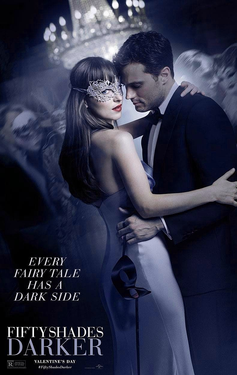 """FIFTY SHADES DARKER"""