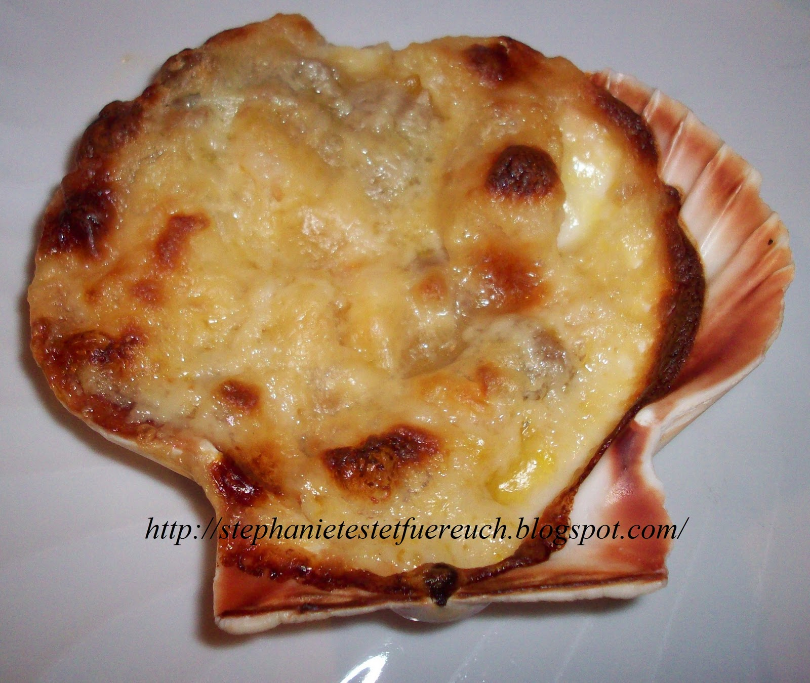 make sure to i love coquilles st jacques coquille st jacques a french ...