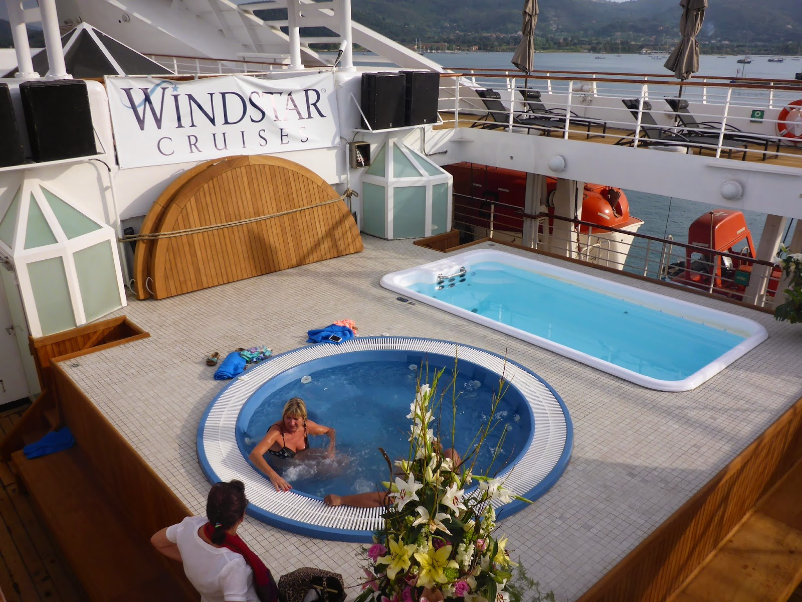 Windstar Cruises 39 Star Breeze Inaugural Cruise Part Ii The Transformation Of A Cruise Line