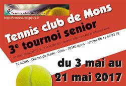 Tournoi TC Mons