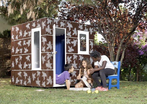 Playhouses for Kids // Casette per Bambini - Feel Desain