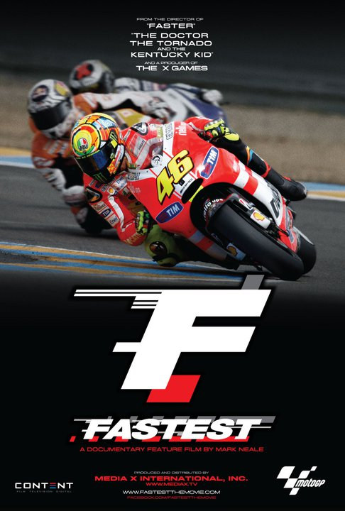 Fastest The Movie - New MotoGP Movie