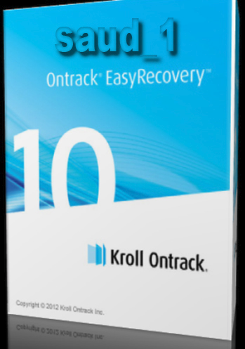Ontrack EasyRecovery Professional 10.0.2.3