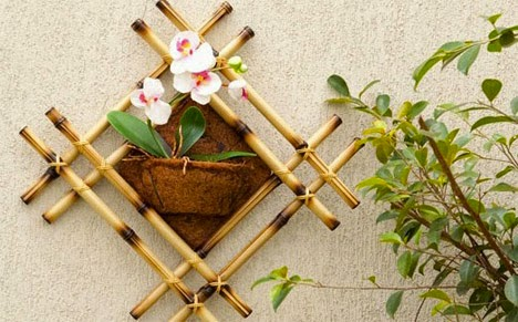 Bamboo Craft Ideas For Home Decor Easy Arts And Crafts Ideas