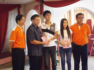 2013年:导读会暨会员大会
