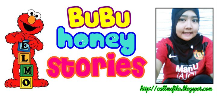 bUbU HoNeY sToRy