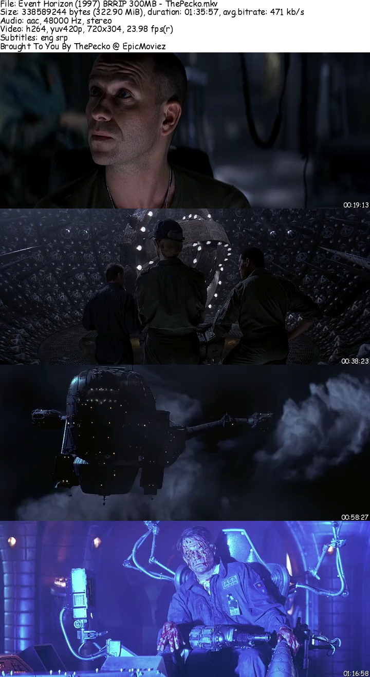 Event Horizon (1997) BRrip
