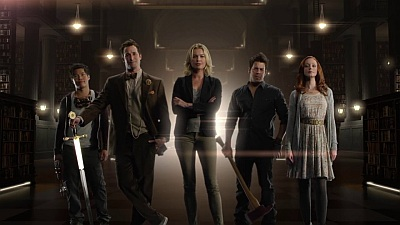 The Librarians (TV-Show / Series) - Season 1 'Welcome To The Library' Trailer - Song / Music