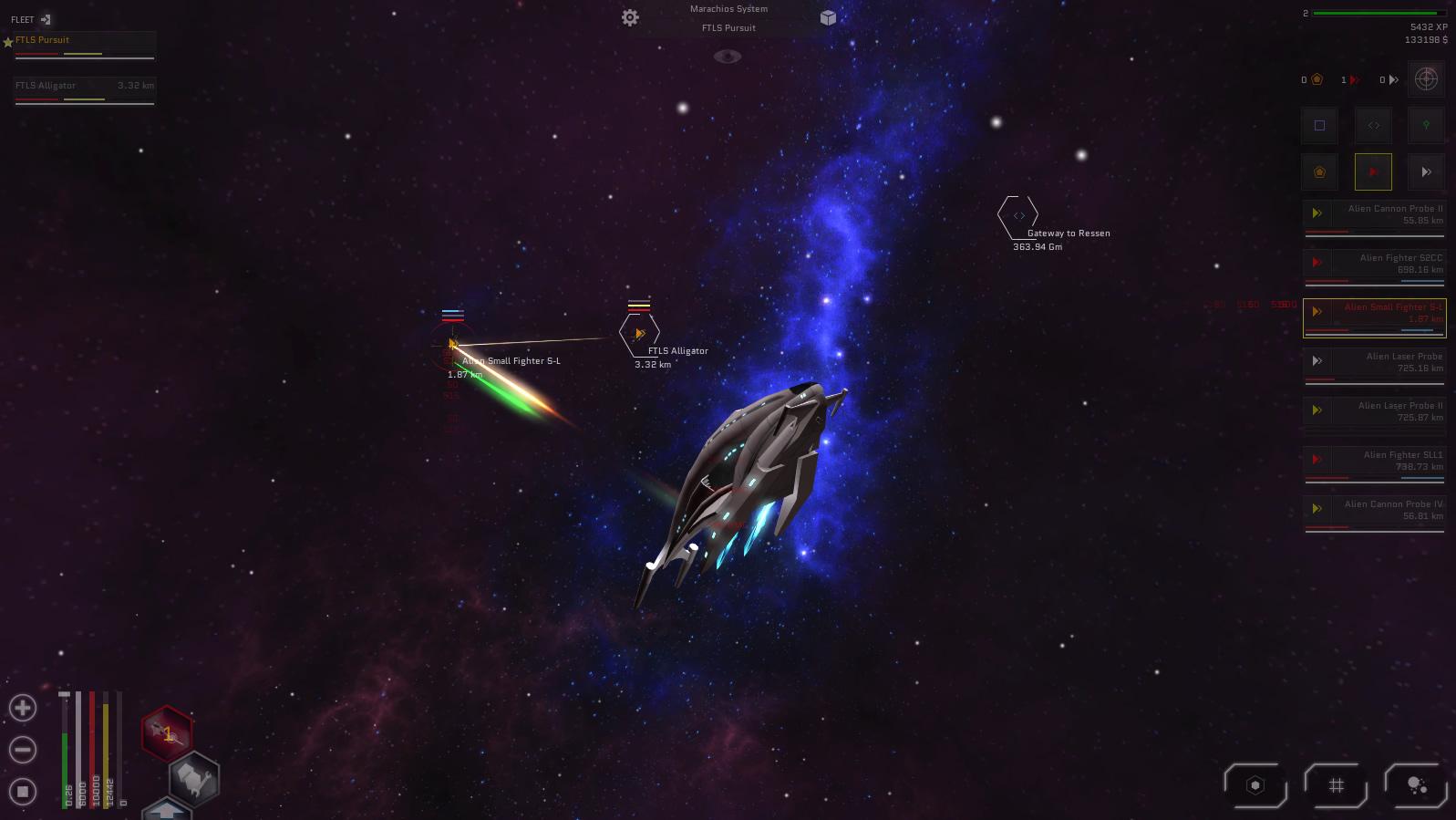 Sci fi симулятор GOH