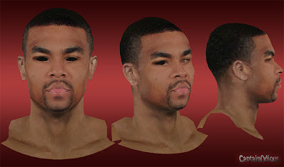 NBA 2K13 Ramon Sessions Cyberface Mods