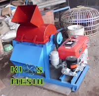 mesin penggiling kompos