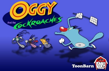 Oggy and the Cockroaches movie