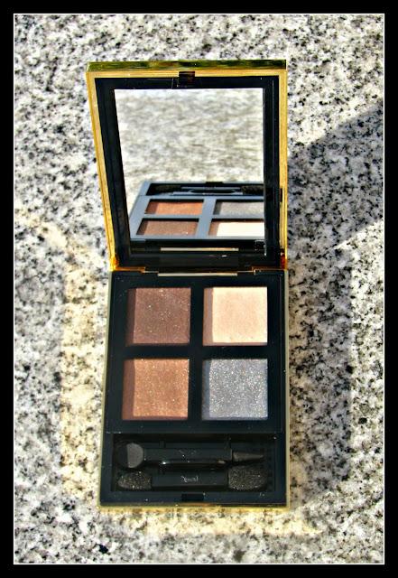 Ingenue: Yves Saint Laurent Pure Chromatics Eyeshadow Palette City ...