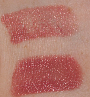 Bobbi Brown Lipstick in Sandwash Pink - Swatches