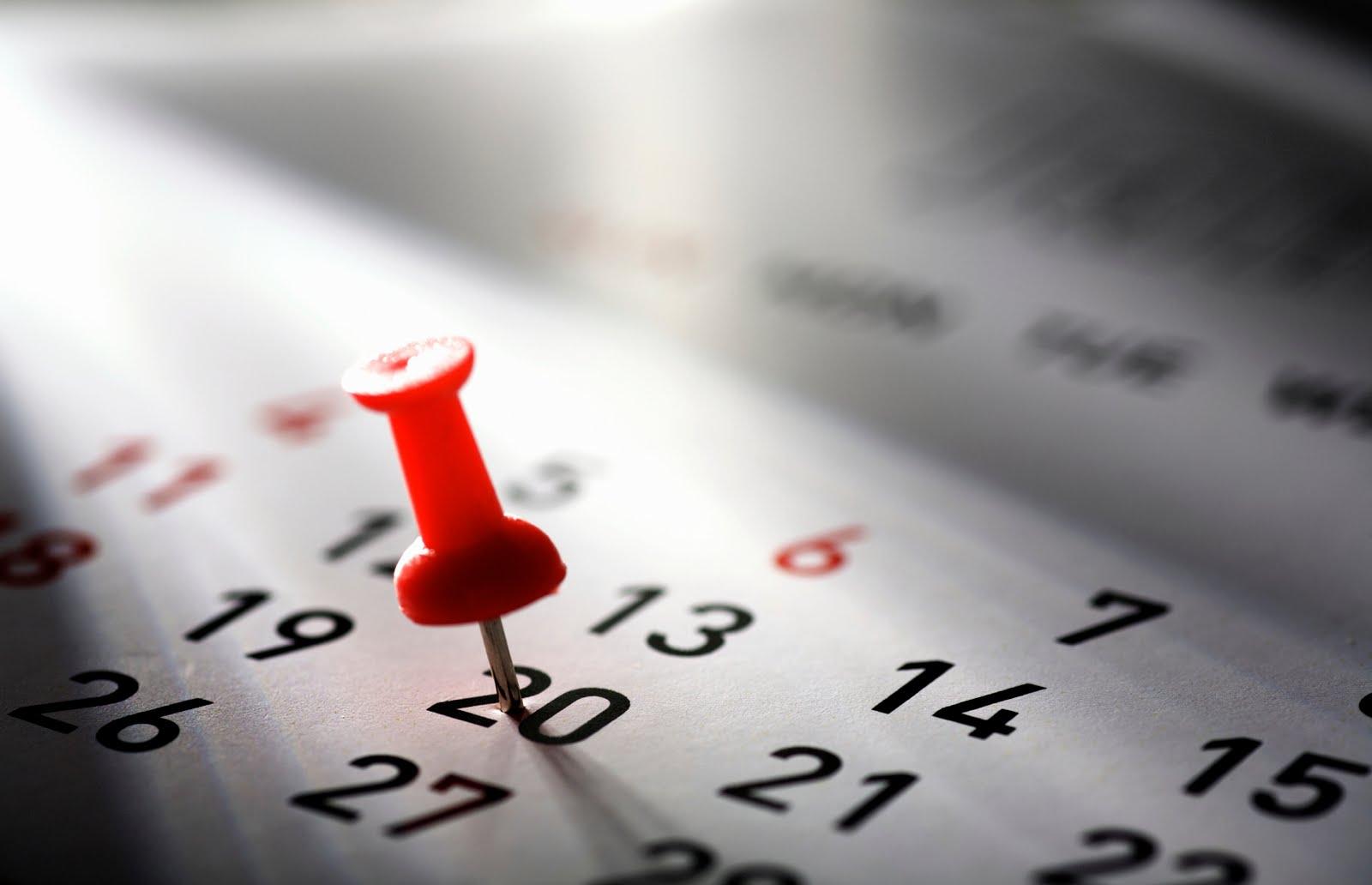 Calendario Carreras, Medias, Maratones