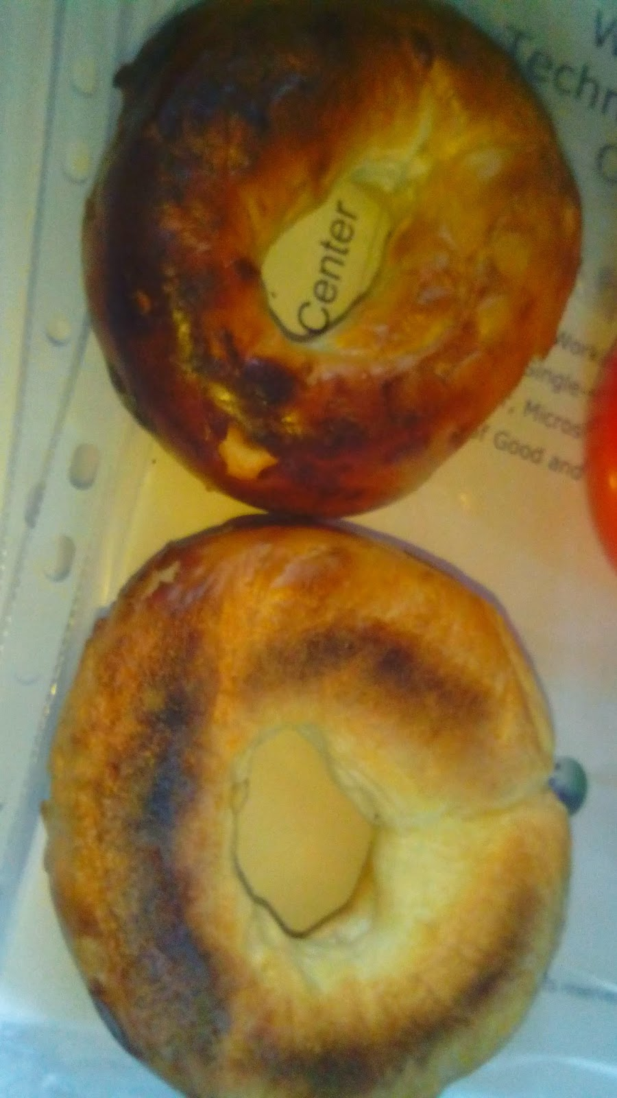 Brunch Bagels Burned Bagels and Customer Service  A Soldiers Mother