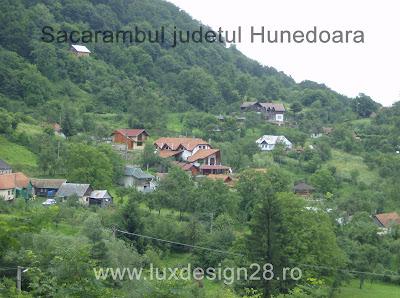 O alta poza din satul Sacaramb