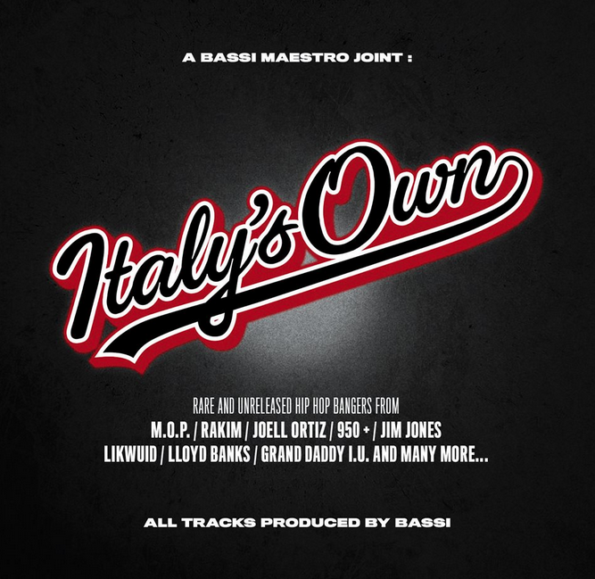 "Bassi Maestro ""Italy's own"""