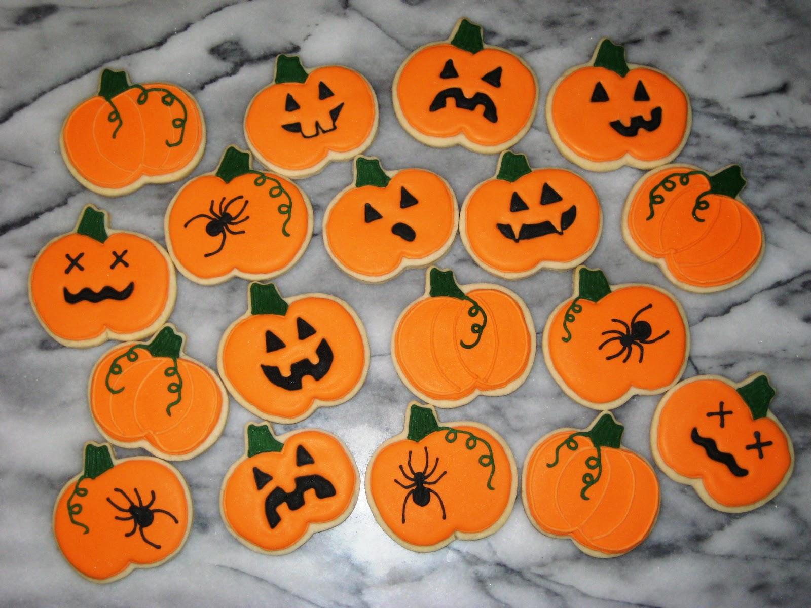 Halloween Sugar Cookies Pillsbury - klejonka