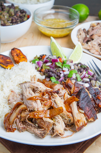 Cuban Roast Pork (Lechon Asado) on Closet Cooking
