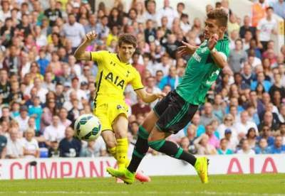 Tottenham U21 beat West Ham U21 2-1