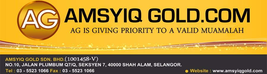AMSYIQ GOLD SDN BHD