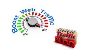 Cara meningkatkan trafik pengunjung / visitor blog / website dengan mudah