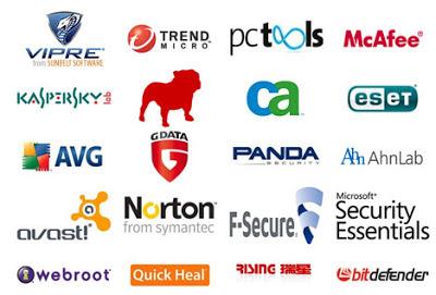 Install anti-virus and anti-spyware software