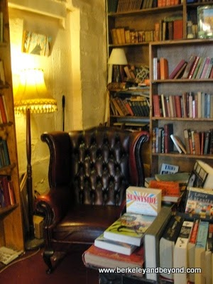 Winding Stair Bookshop in Dublin, Ireland