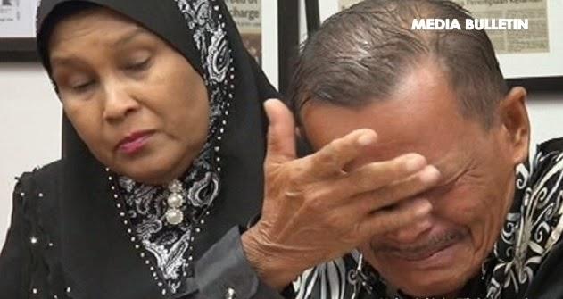 Bapa Menangis Kerana Sedih Anak Mati Dalam Tahanan Polis