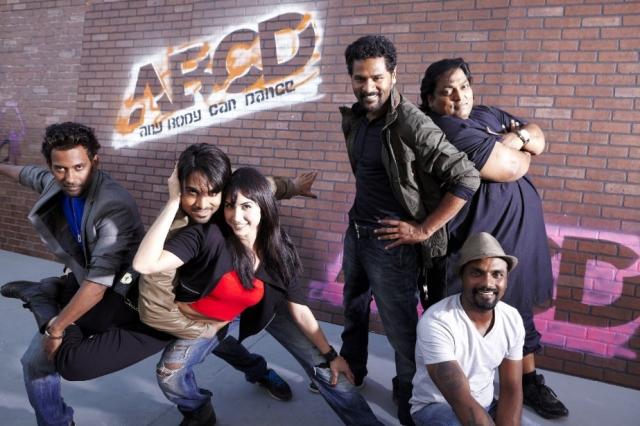 nào ta cùng nhảy, abcd, any body can dance