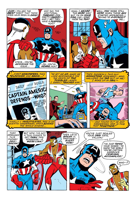Captain America (1968) Issue #171 #85 - English 18