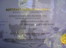 License / Sertifikasi