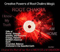 Reflections of Root Chakra Magic