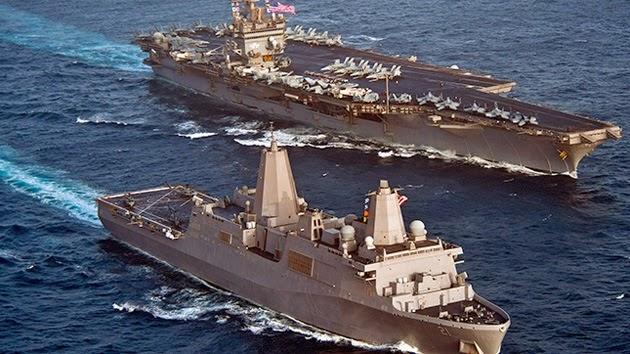 """Armada de EEUU incorpora el láser y la """"pistola"""" eléctrica al estilo de """"Star Wars"""""""