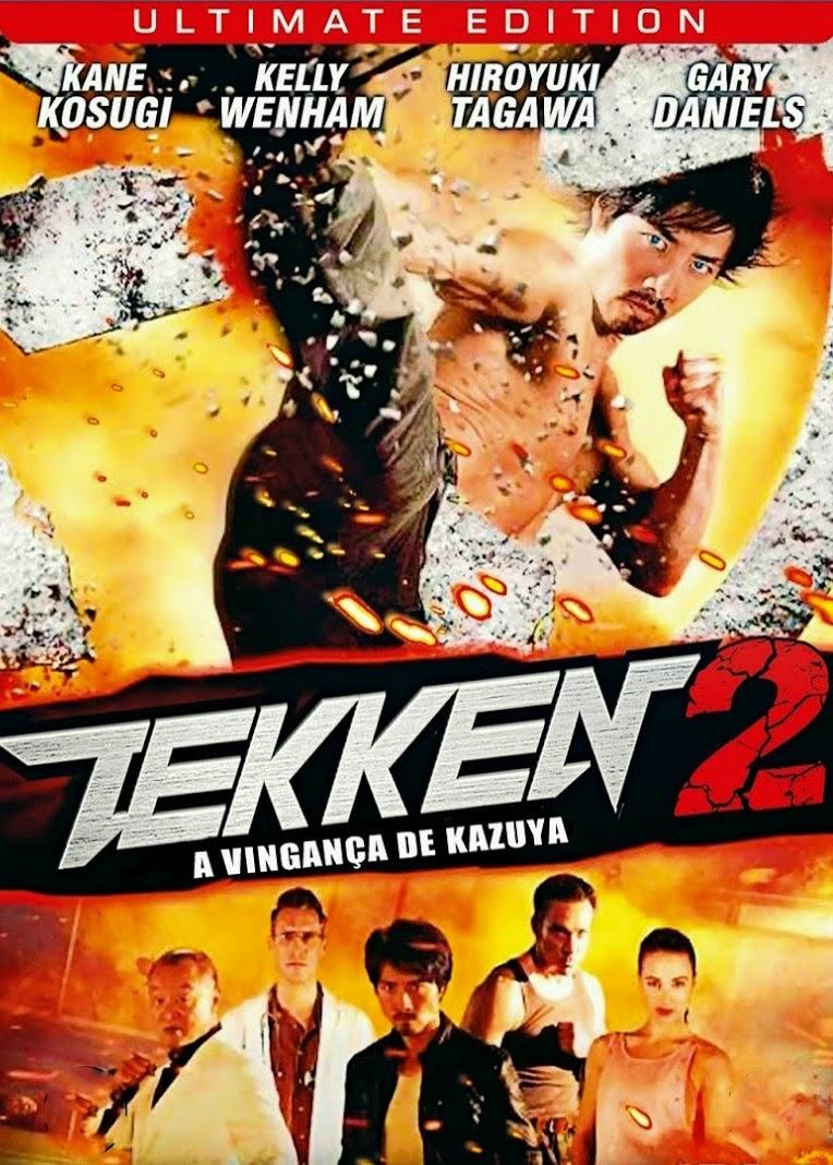 Tekken 2: A Vingança De Kazuya – Dublado (2014)
