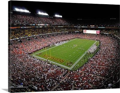 Washignton Redskins Luxury Suites, Single Game Rentals, FedEx Field
