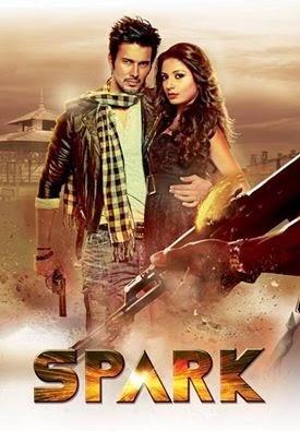 Spark 2014 Hindi WEBRip 480p 300mb