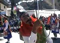 fiestas Yauyos