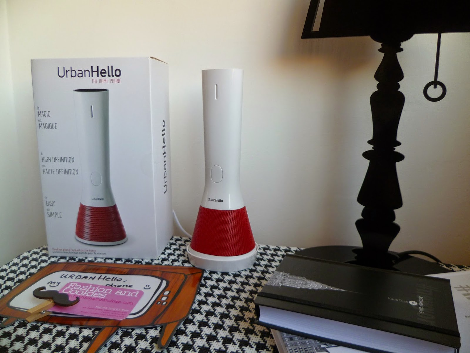 The best cordless for home with a 360° speaker on Fashion and Cookies