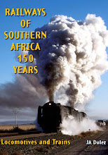 RAILWAYS OF SOUTHERN AFRICA 150 YEARS (JEAN DULEZ)