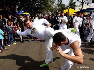 Pensamento sobre UFC Rio e a Capoeira - Opinião