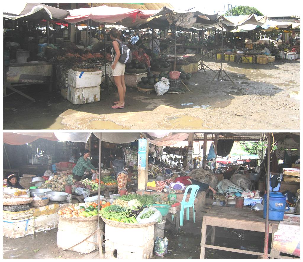 mercado en camboya