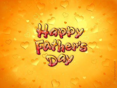 father's day powerpoint background 1