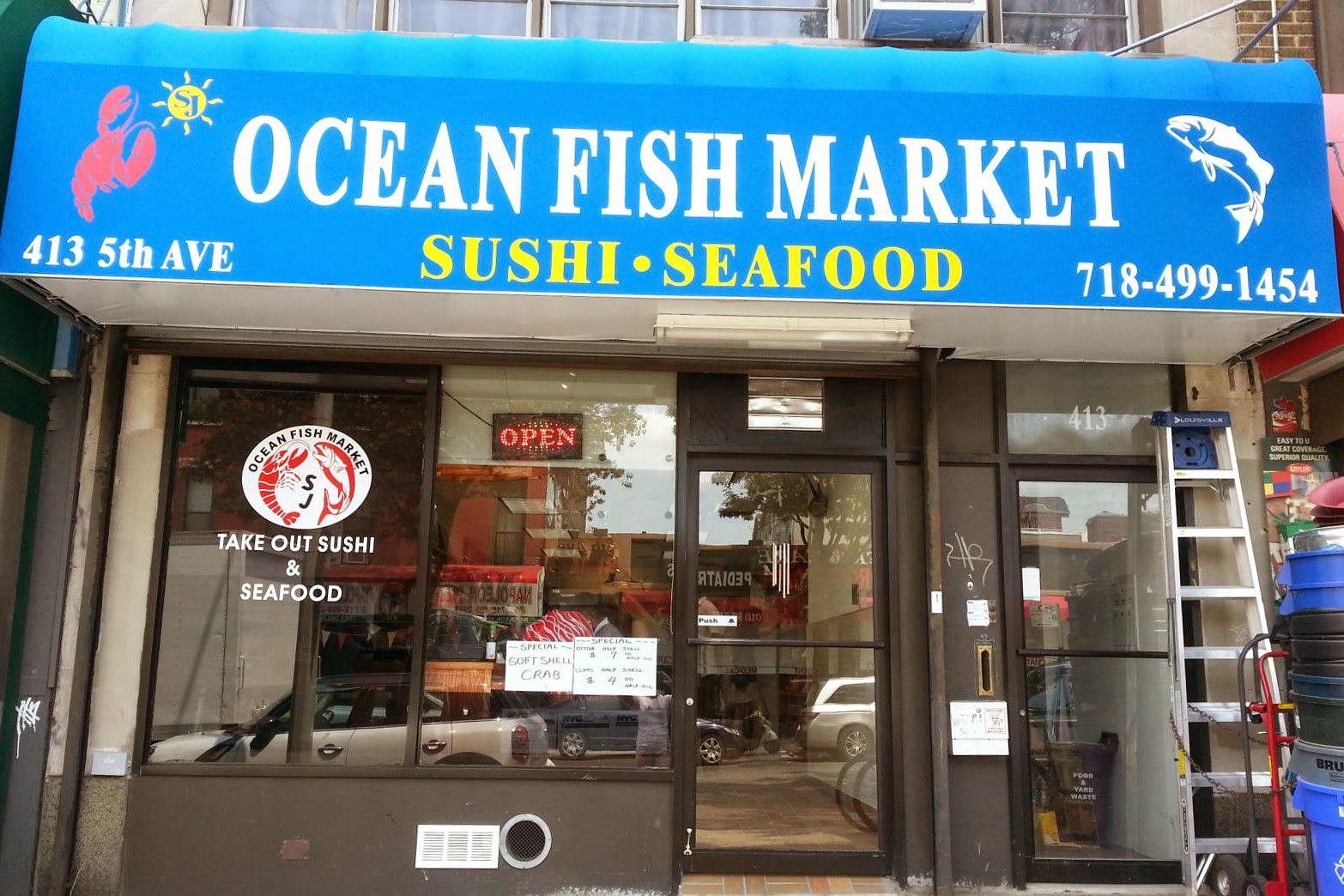 all about fifth welcome ocean fish market