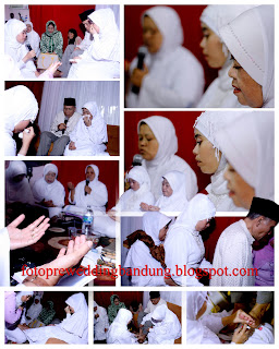 Ritual pengantin adat sunda pra nikah