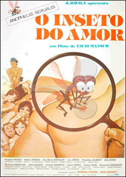 Download - O Inseto do Amor - DVDRip - AVI - Nacional (SEM CORTES)