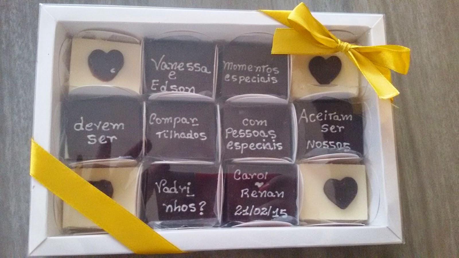 Blog de chocolatesecia : CHOCOLATES PERSONALIZADOS, Convite para padrinhos